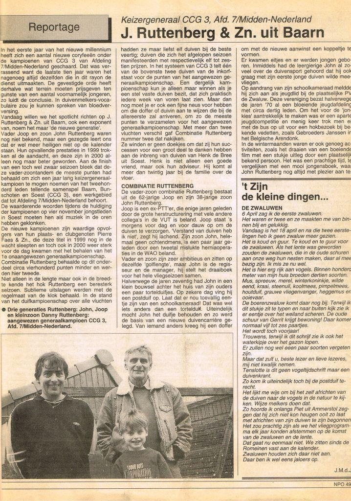 NPO reportage 2001-1